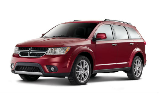Dodge Journey 2014 en México