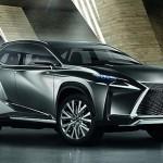 Lexus presenta Lexus LF-NX Crossover Concept