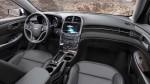 Chevrolet Malibu 2014 en México interior