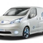 Nissan e-NV200 la van cero emisiones ya en su etapa final