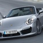 Porshe presenta el 911 Turbo y Turbo S Cabriolet