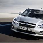 Subaru renovado Impreza 2013 sedán ya en México, precios y versiones