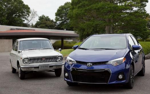 Toyota Corolla llega a 40 millones de unidades vendidas