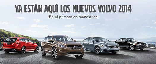 Volvo 2014 en México