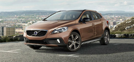 Volvo V40 Cross Country 2014 en México