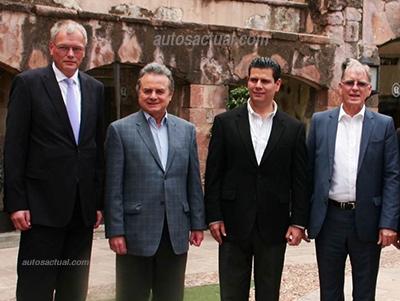 Volkswagen de México firma convenio para el suministro de energía renovable