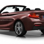 BMW 2 Series se filtran el Convertible y Gran Coupé