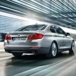 BMW Serie 5 Sedan M Sport 2014 ya en México