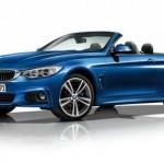 BMW presenta Serie 4 Convertible