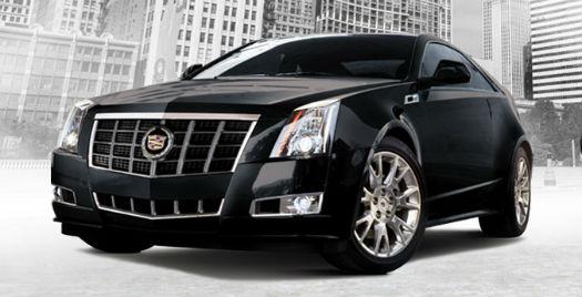 Cadillac CTS Coupé 2014 en México
