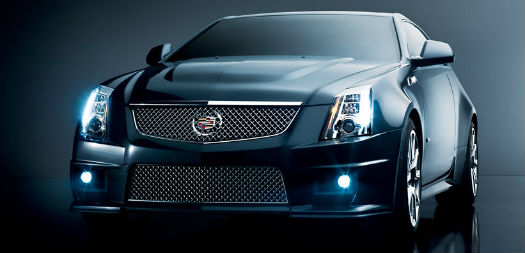 Cadillac CTS V Coupe 2014 en México