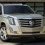 Cadillac Escalade 2015 totalmente nueva pronto en México, tenemos los precios