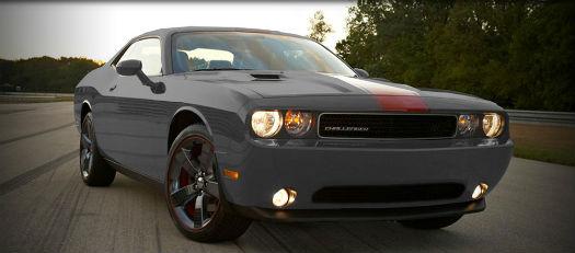 Dodge Challenger Rallye Redline 2014
