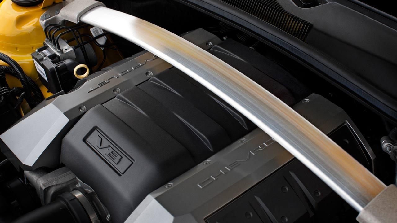 Chevrolet Camaro 2014 en México interior
