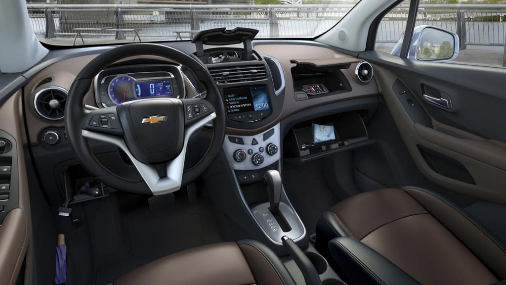 Chevrolet Trax 2015 en México