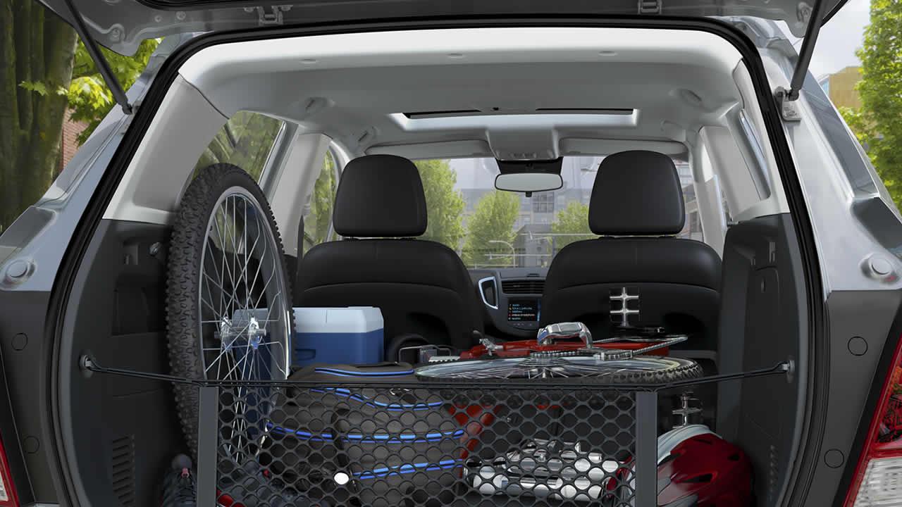 Chevrolet Trax 2015 en México - Autos Actual México