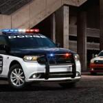 Dodge Durango edición especial Policía y Bomberos es presentada