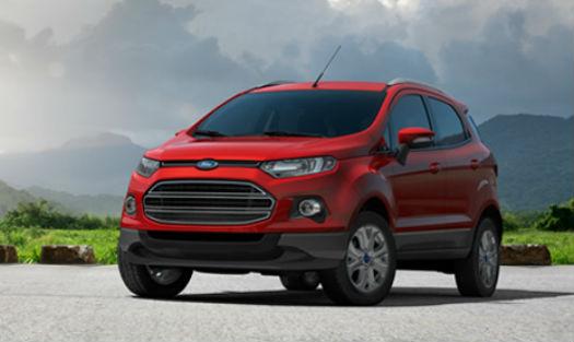 Ford EcoSport 2015 en México