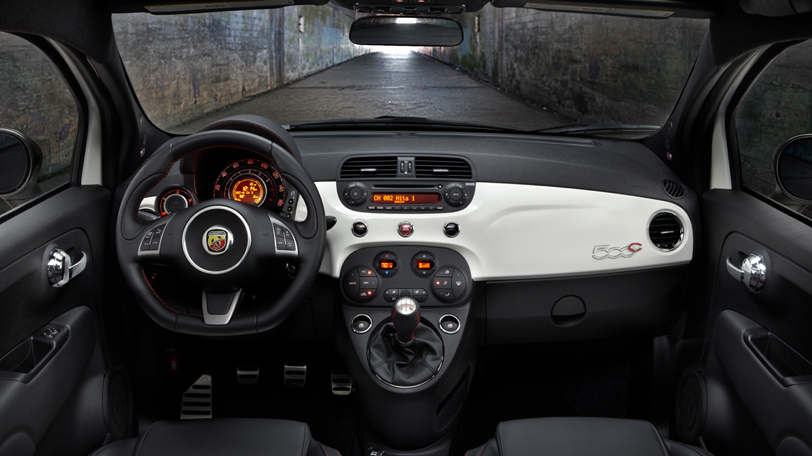 Fiat 500 Abarth en México