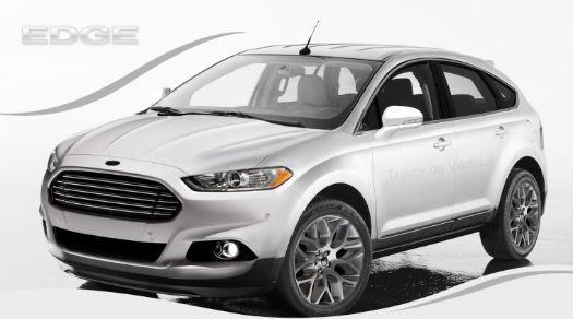 Ford Edge nueva generación