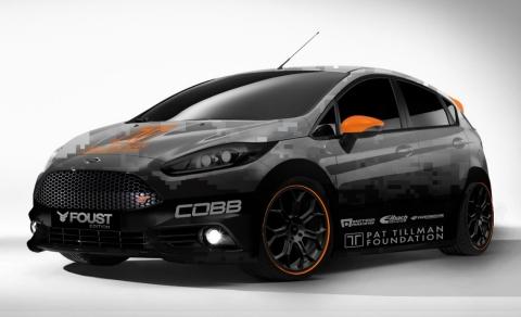 COBB Tuning Ford Fiesta para SEMA 2013