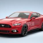 Nuevo Ford Mustang 2015 en imágenes