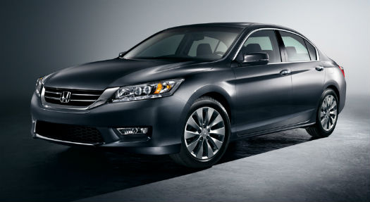 honda accord 2014 ya en m xico precios y versiones autos actual m xico. Black Bedroom Furniture Sets. Home Design Ideas