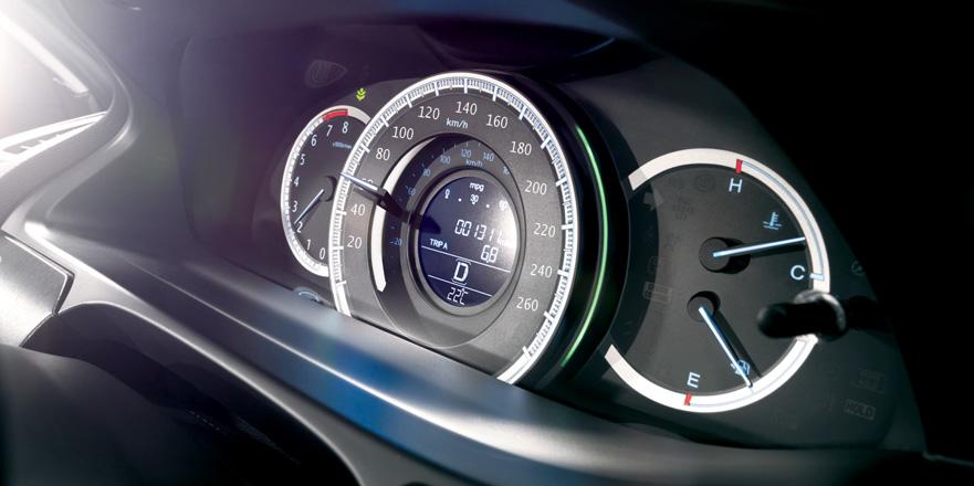 Honda Accord 2014 en México