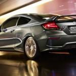 Honda presentará renovación del Civic Coupé 2014