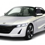 Honda presenta el S660 concept un convertible para Tokio