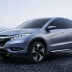 Honda presentará Urban SUV de producción en Tokio