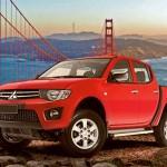 Mitsubishi L200 2014 se anuncia para México