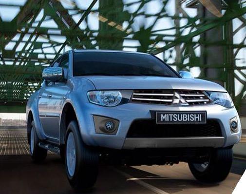 Mitsubishi L200 2014 en México