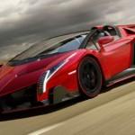 Se presenta el Lamborghini Venero Roadster en imágenes