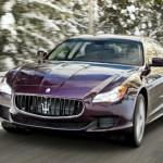 Maserati Quattroporte 2014 llega a México