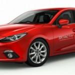 Mazda3 CNG con motor a Gas Natural será presentado en Tokio