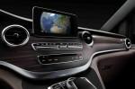 Mercedes Clase V interior