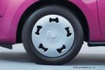 Mitsubishi Mirage Hello Kitty