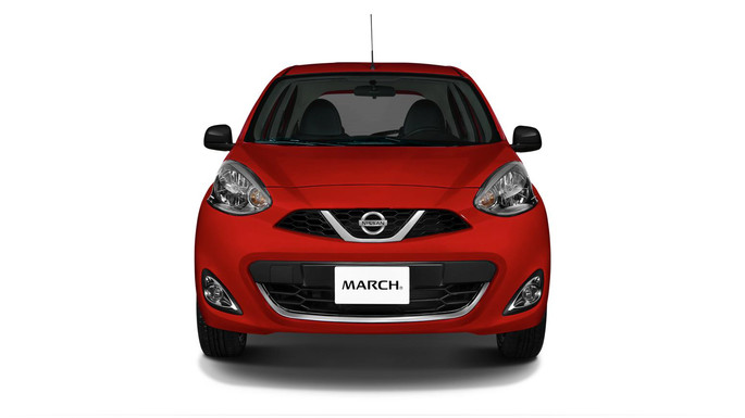 Nissan March 2015 en México