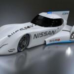 Nissan ZEOD RC el auto de carreras eléctrico es presentado