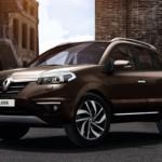 Confirman la segunda generación del Renault Koleos en 2016