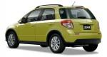 Suzuki SX4 Crossover 2014 en México