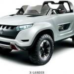 Suzuki revela los conceptos para Tokio: Crosshiker, X-Lander y Hustler