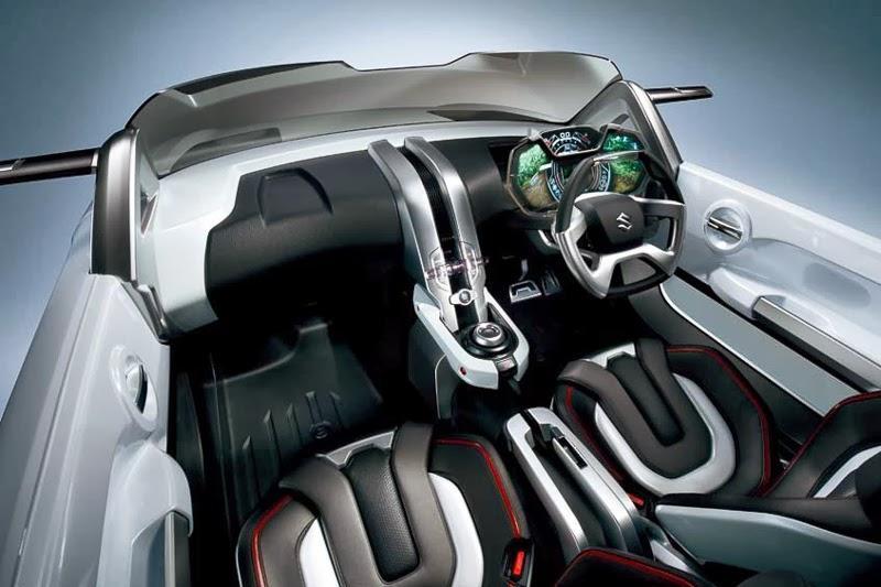 Suzuki X-Lander Concepto