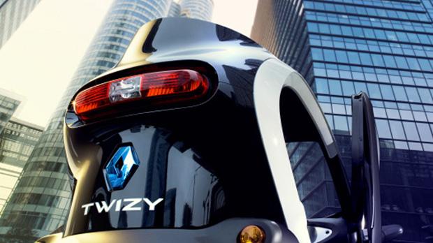 Renault Twizy ZE en México