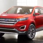 Ford presenta el nuevo Edge concept