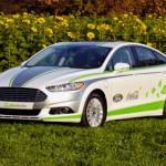 Ford y Coca-Cola presentan el Fusión PlantBottle