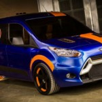 Ford presenta Transit 2014 Hot Wheels para SEMA