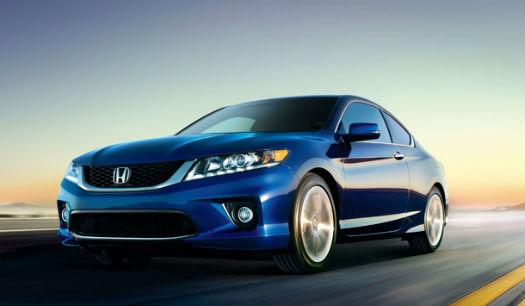 Honda Accord Coupe 2014 en México