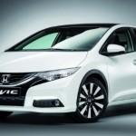 Honda Civic Hatchback 2014 recibe algunos cambios